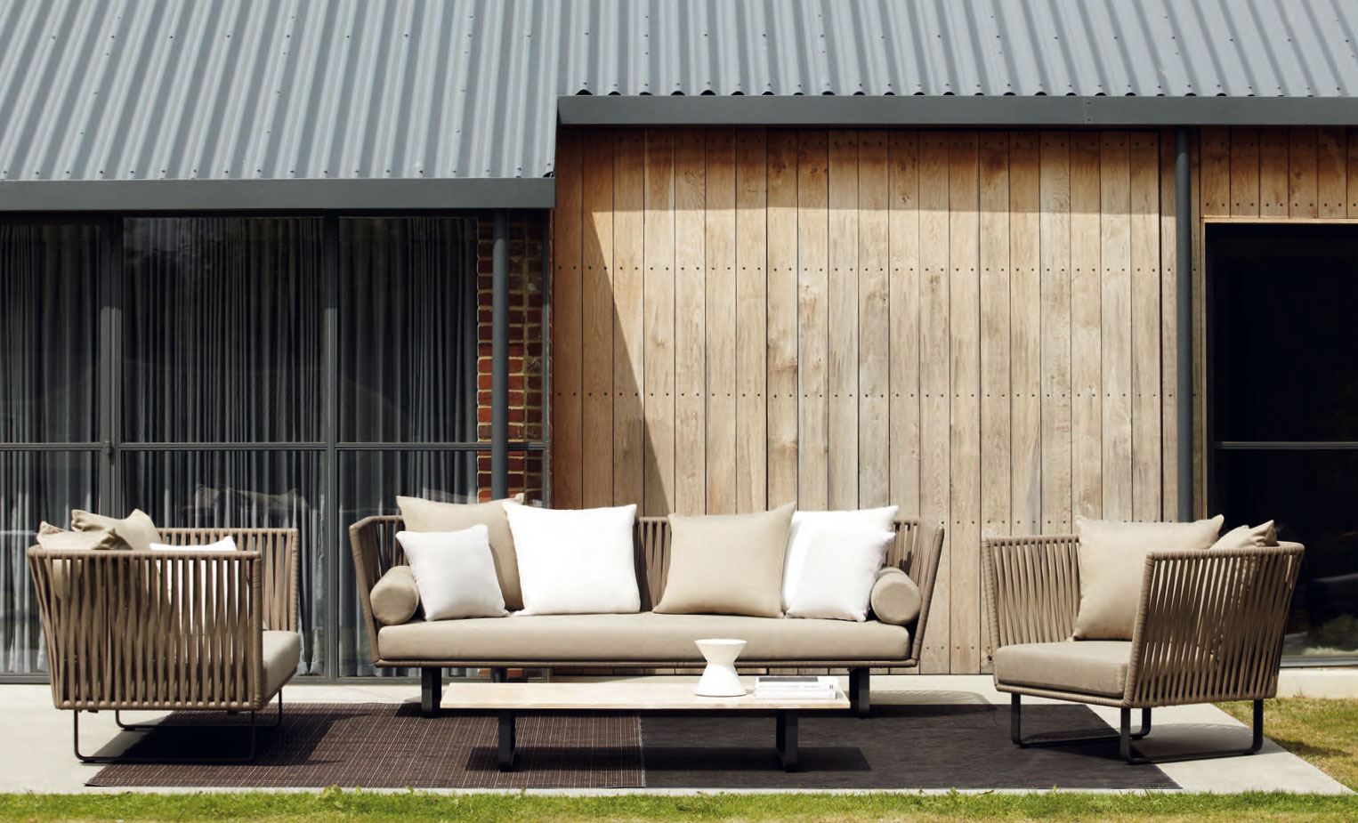 Kettal archivos for Exterior furniture
