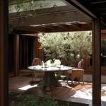 Mesa Ara y sillas Gracia de Fendi Casa