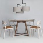 Muebles de comedor en madera maciza Zeitraum