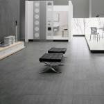 Pavimento cerámico gris de Refin