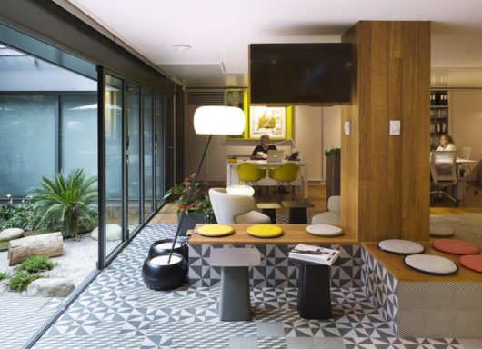 AGI Architects tria a Gunni & TRENTINO com a proveïdor exclusiu de mobles d'oficina en el projecte PROINTEL