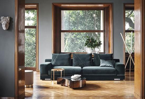 Nuevos muebles Fendi Casa