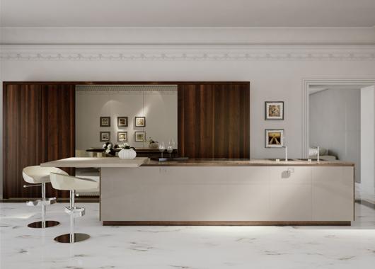 Muebles de cocina fendi gunni trentino for Cocinas gunni madrid