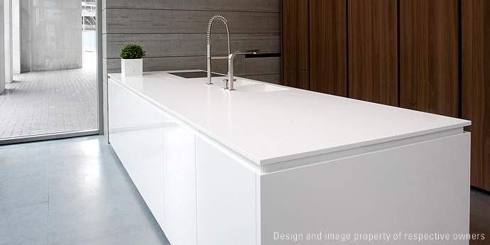 DuPont Corian superficies y cerámicas