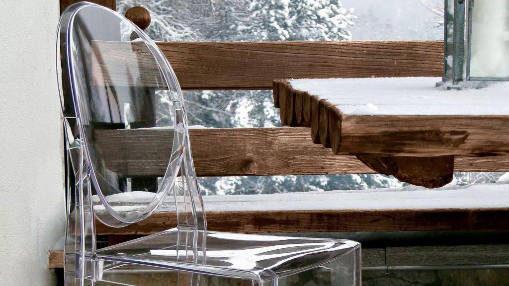 Kartell muebles para exterior y jardín