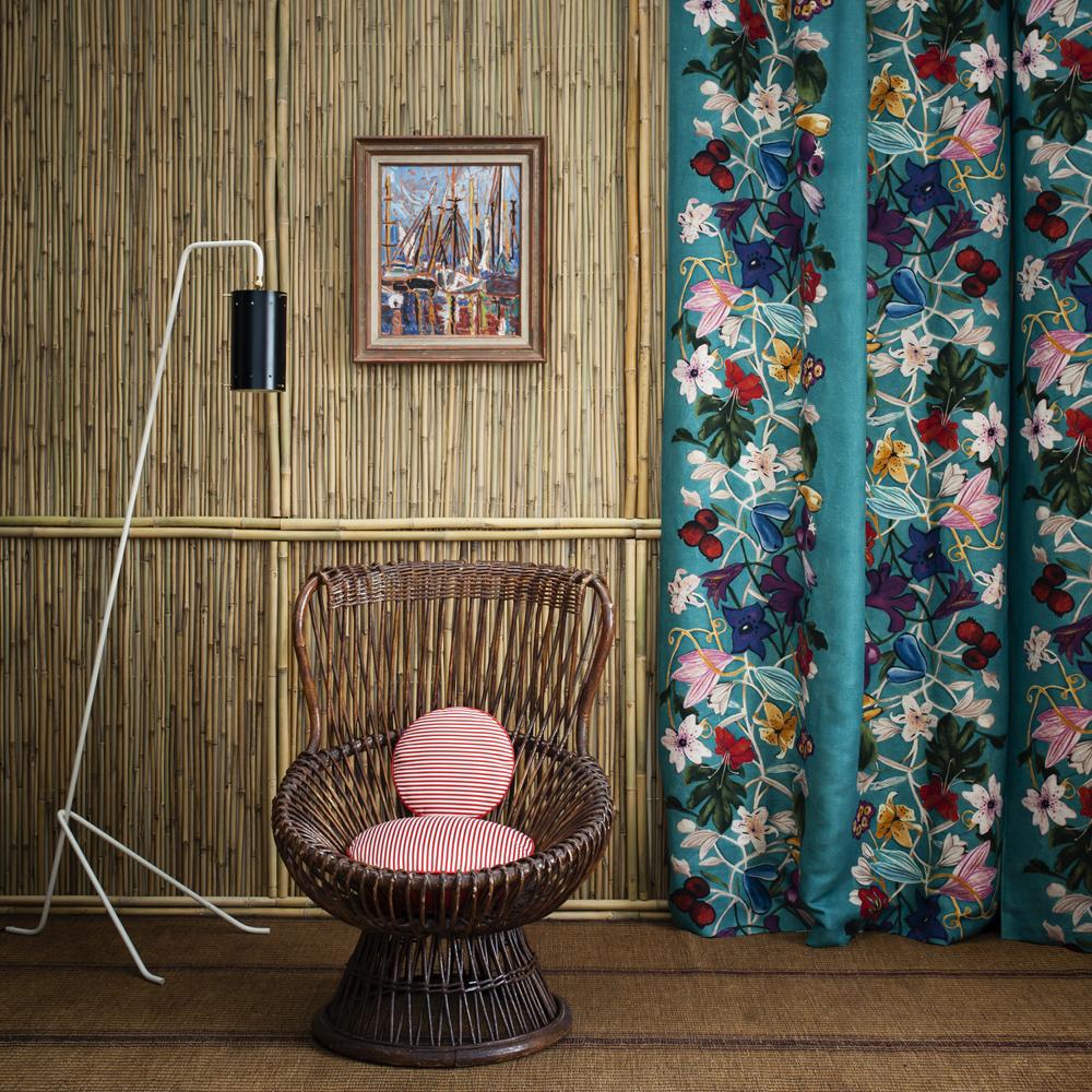 Dedar textiles y tapicería de diseño