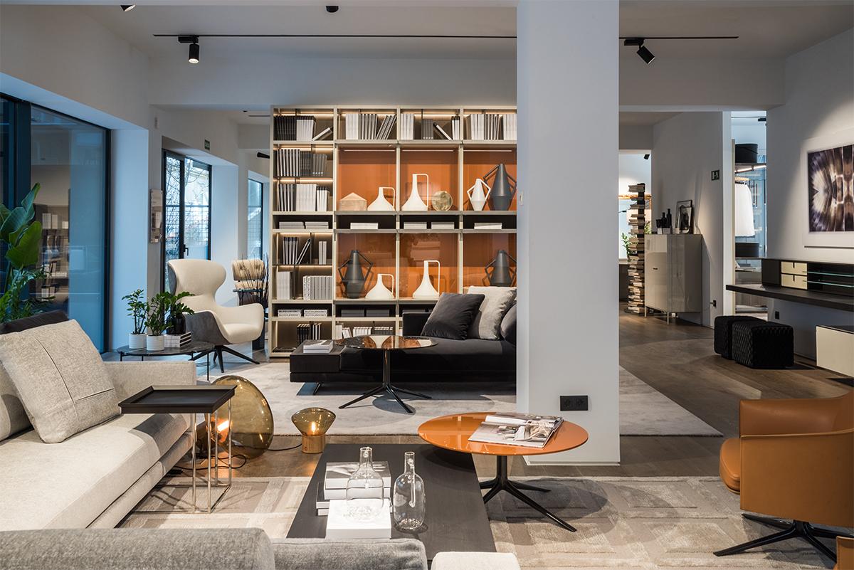 Gunni trentino flagship store m2 de dise o interior for Cocinas gunni madrid
