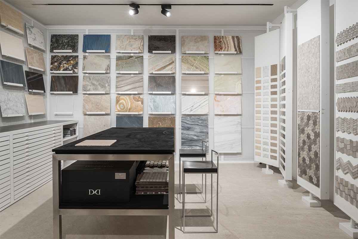 Pavimentos y revestimientos-GUNNI&TRENTINO Flagship Store