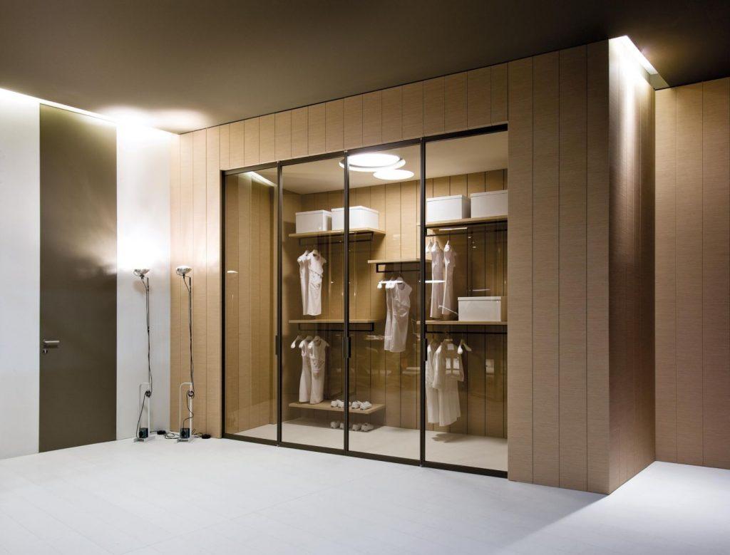 Revestimientos de armarios y puertas de diseño Tre P-Tre Piu