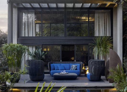Novedades en muebles de jardín Feria de Milán 2018