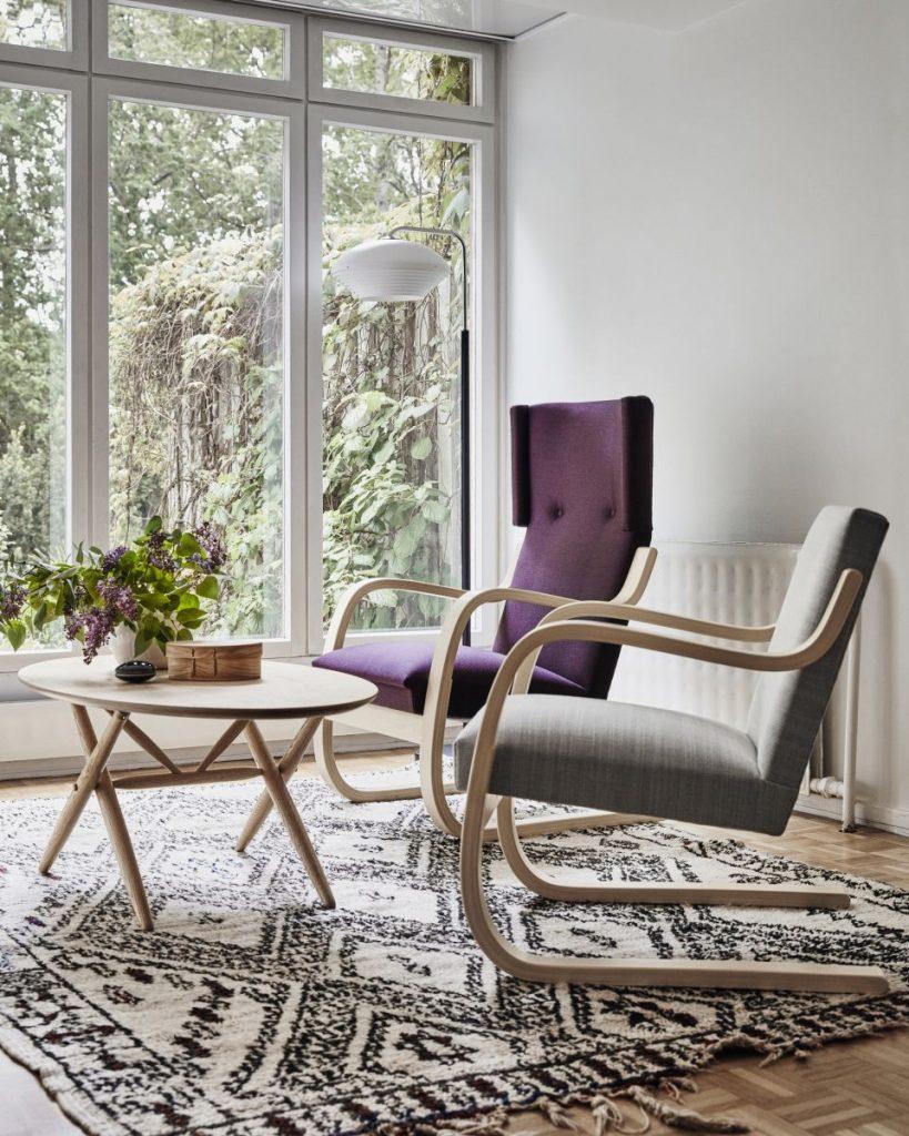 Muebles de dise o marca artek en gunni trentino for Gunni trentino hogar