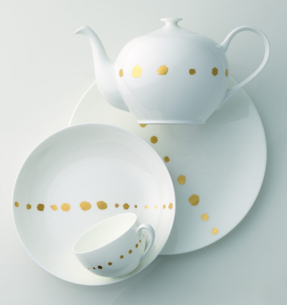 Dibbern porcelana vajillas gunni trentino