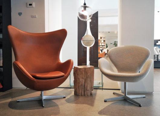 GUNNI&TRENTINO presenta exposición especial de Fritz Hansen