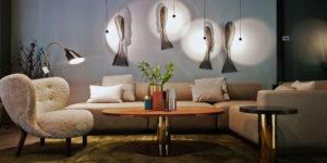 Mobiliario de & Tradition Iluminación: Arturo Álvarez