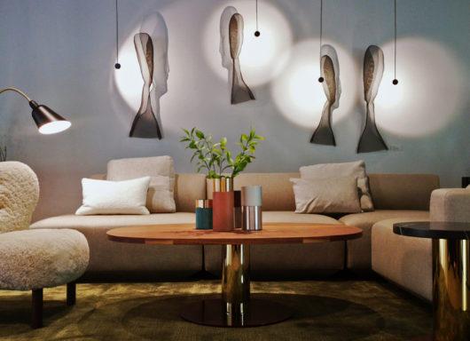 GUNNI&TRENTINO presenta mobiliario nórdico de & Tradition