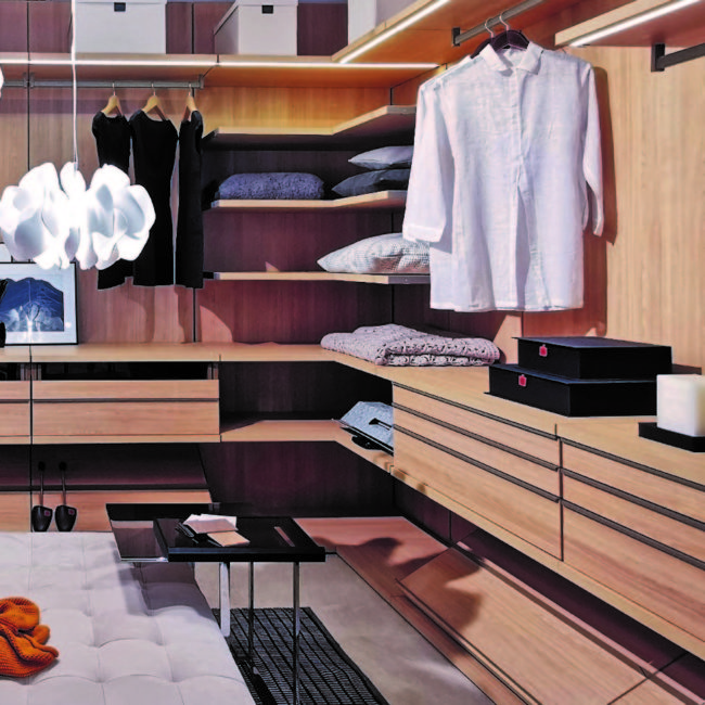 armarios y vestidores de diseño