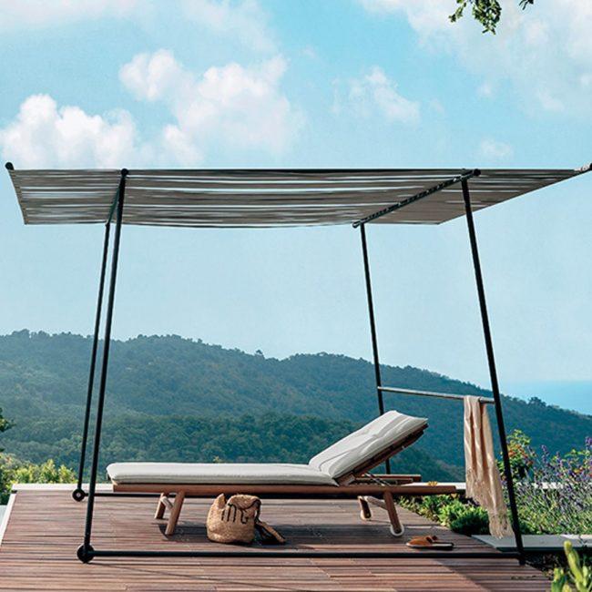 pergolas y parasoles de diseño
