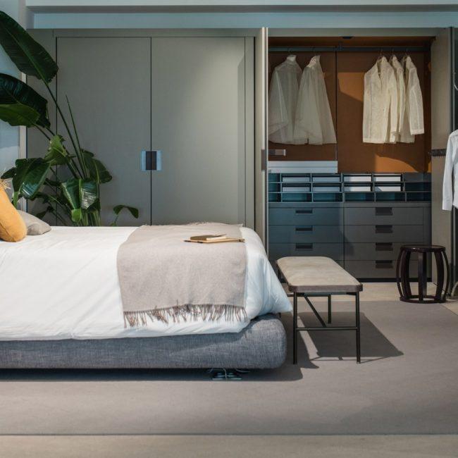 habitacion de diseño de lujo