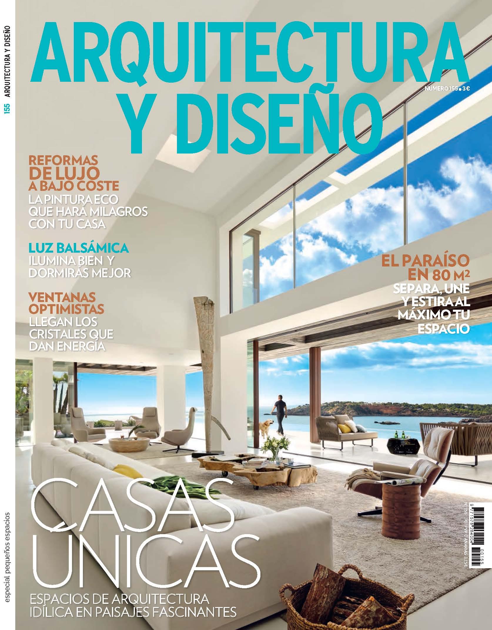 , Arquitectura y Diseño enero 2014, Gunni & Trentino