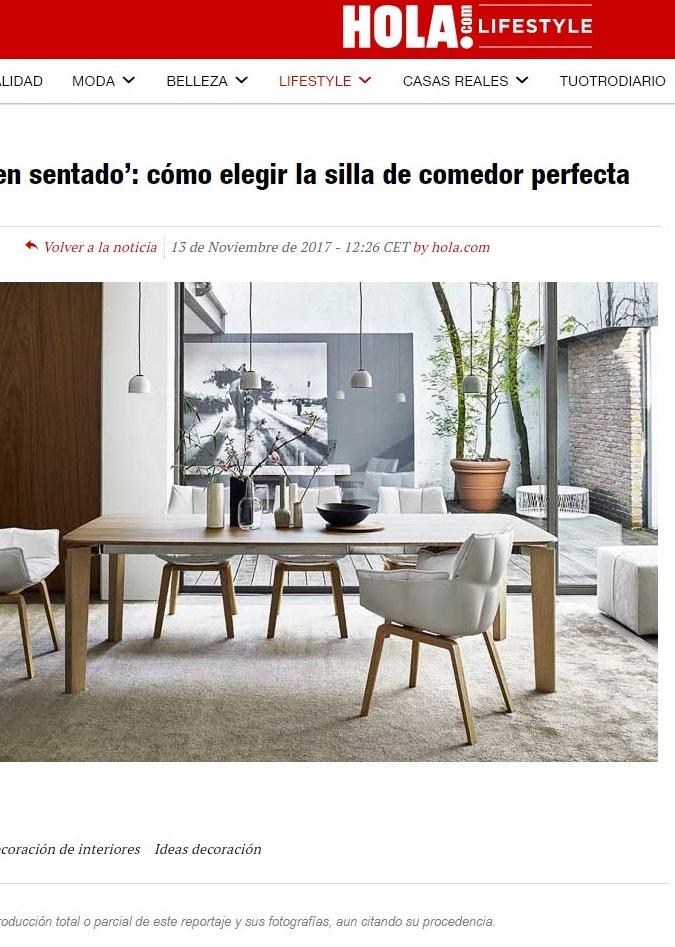 Gunni & Trentino en Hola Lifestyle