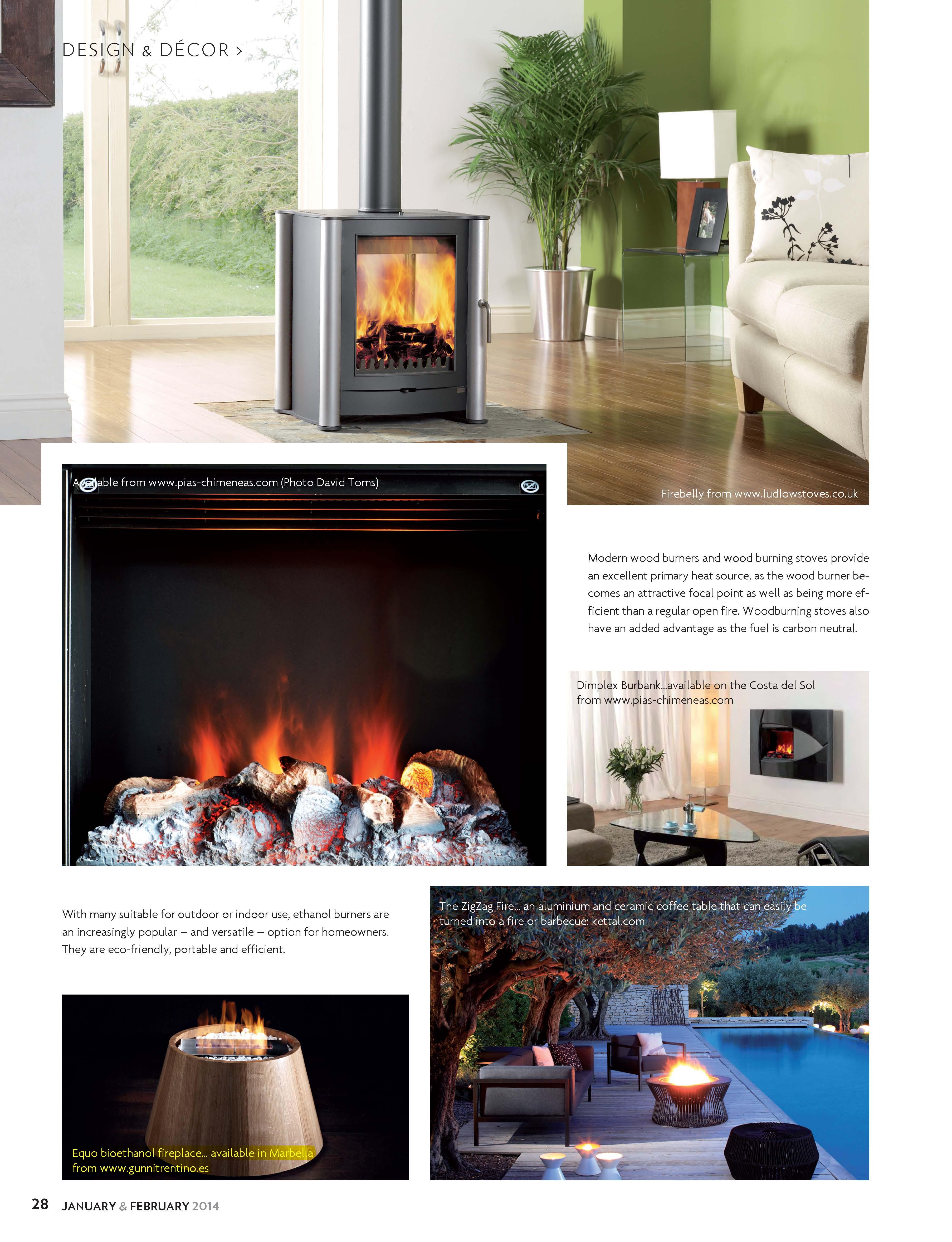 , Home & Lifestyle Febrero 2014, Gunni & Trentino