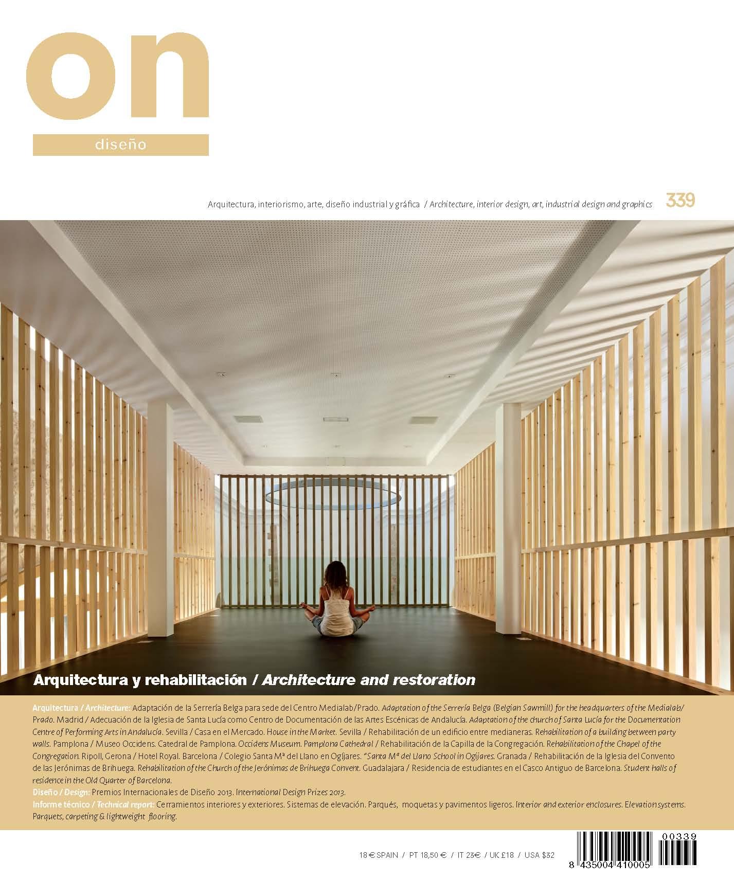 , On Diseño 2013, Gunni & Trentino