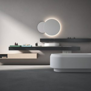 mobiliario de baño ágape