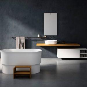 mobiliario de baño ágape inmersión