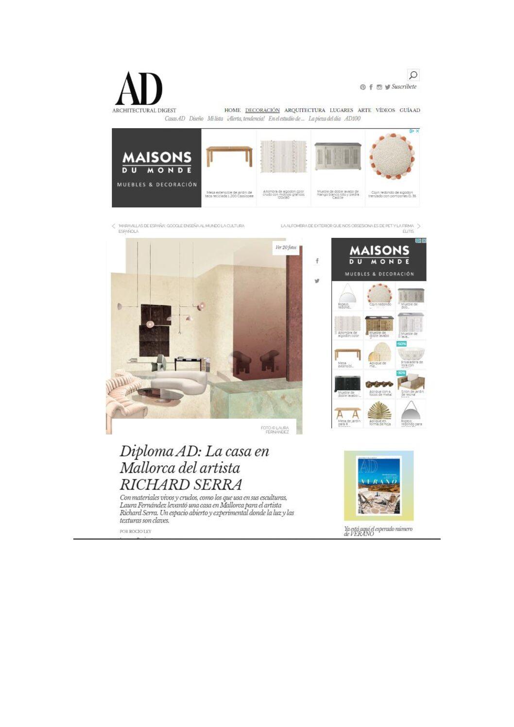 , AD On Line Septiembre 2020, Gunni & Trentino