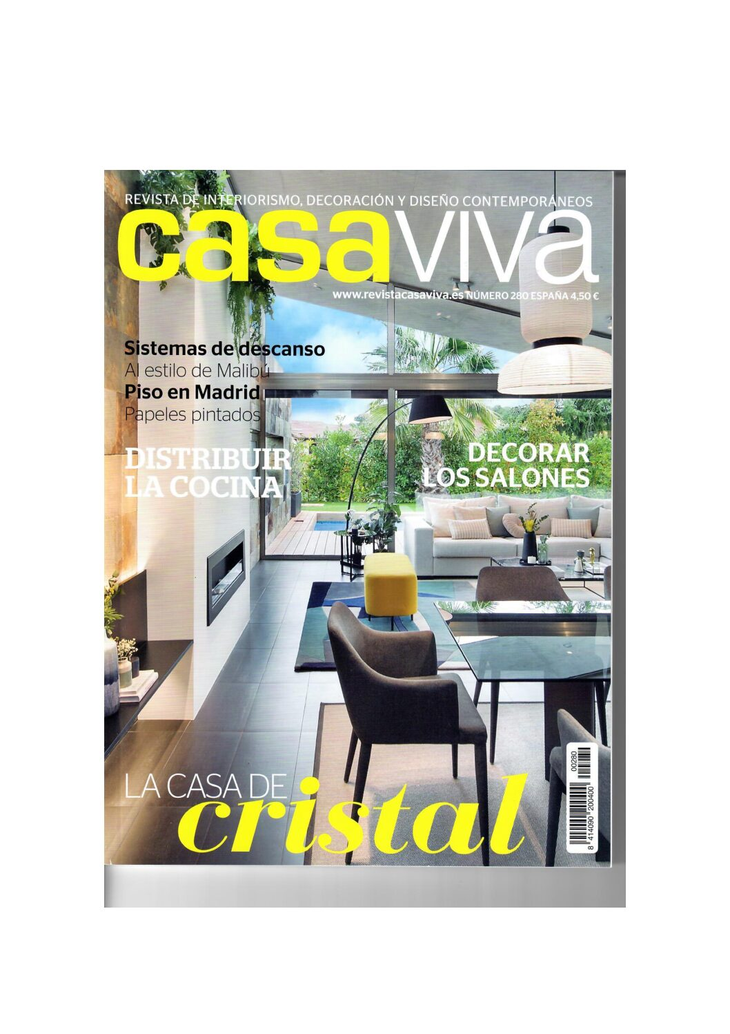 , Casa Viva Septiembre 2020, Gunni & Trentino