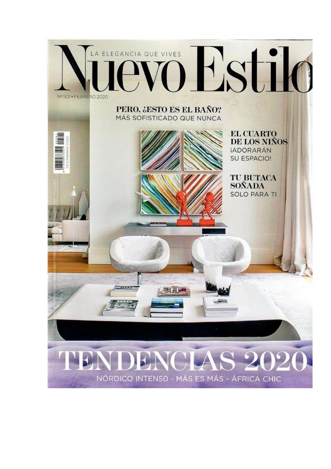 , Nuevo Estilo Febrero 2020, Gunni & Trentino