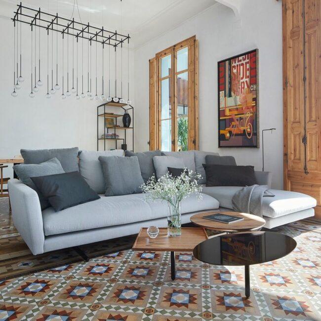 Elige los mejores suelos de lujo para tu hogar: madera, piedra natural, porcelánico, mármol, baldosa...